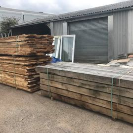 our materials wood
